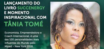 Livro da Economista e Presidente da Ecokaya Tânia Tomé será lançado durante a Feira Internacional das Esmeraldas
