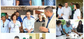 Secretária de Meio Ambiente do Governo de Goiás visita Campos Verdes e promete destravar licenças sustentáveis e alavancar mais de R$ 186 milhões em investimentos imediatos