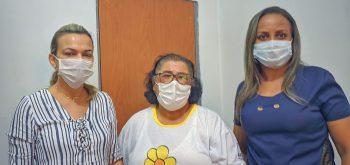 Profissionais do município seguem na linha de frente do combate ao coronavírus