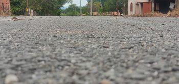 Prefeitura avança com obras de pavimentação asfáltica em Campos Verdes